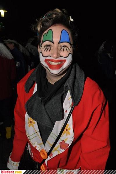 Clown Nadja